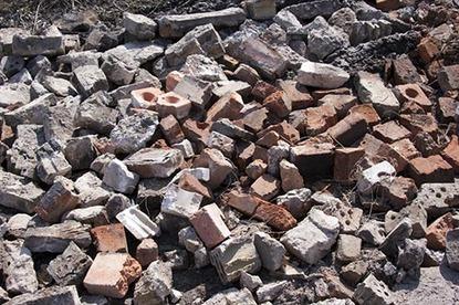 recogida escombros