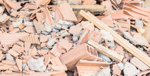 recogida de escombros en madrid