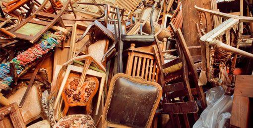recogida de muebles en madrid