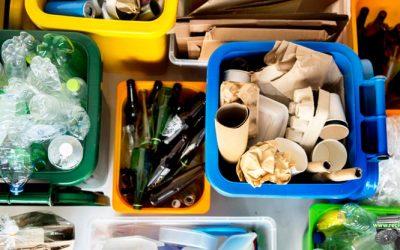 Consejos para reciclar correctamente en vaciados de pisos y oficinas