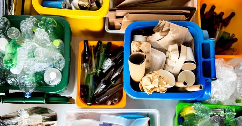 reciclar correctamente en vaciados de pisos y oficinas