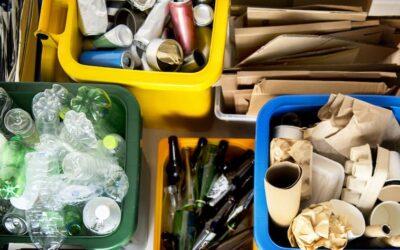 Aprende a reciclar en tu empresa